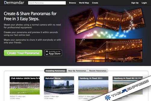 Dermandar Website