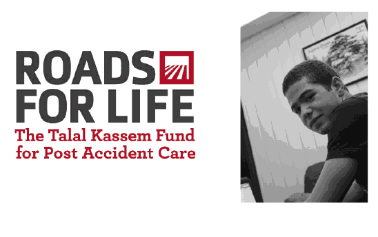 Roads for Life - The Talal Kassem Fund for Post Accident Care