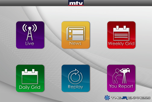 MTV Lebanon Mobile App