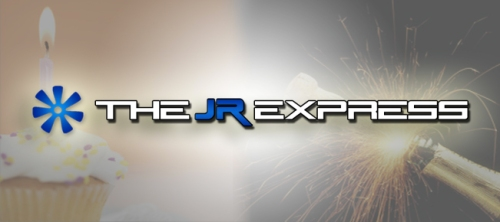 One Year Anniversary The JR Express