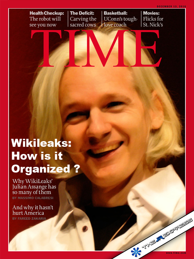 Julian Assange Time Magazine Alternative