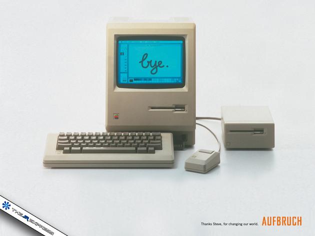 Steve Jobs Aufbruch