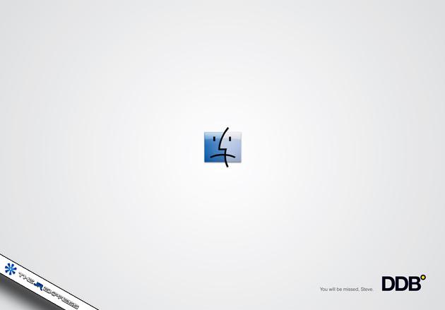 Steve Jobs DDB
