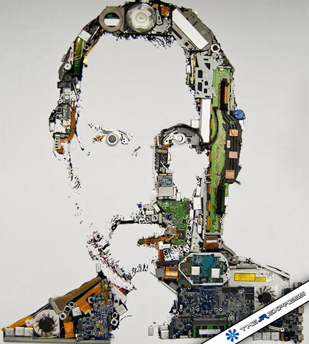 Steve Jobs Mint Digital