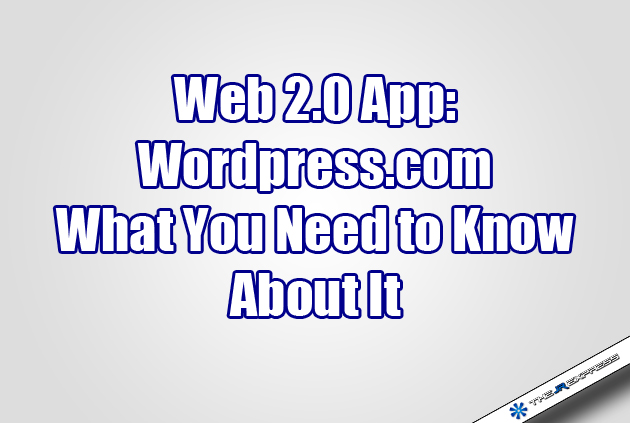 Web 2.0: WordPress