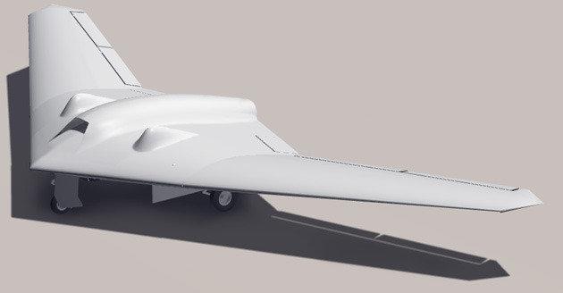 RQ 170 US Drone
