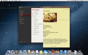 Mountain Lion Notes Reminder
