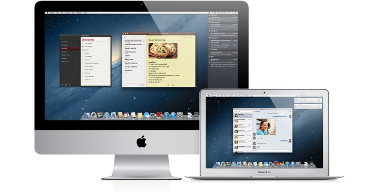 Apple Mountain Lion Overview