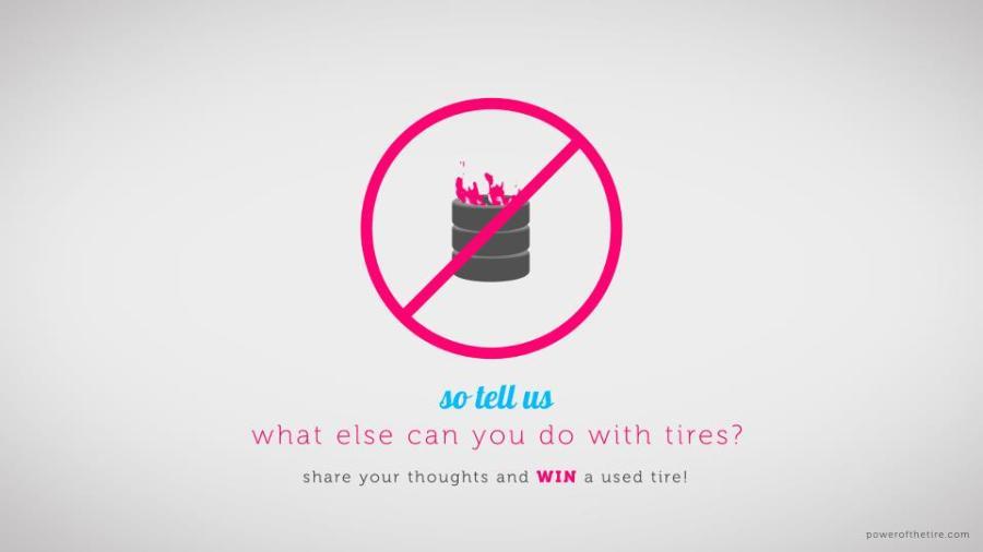 The Power Of Tires Lebanon - Video Screenshot