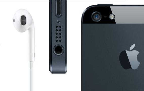 iPhone 5 Close Up