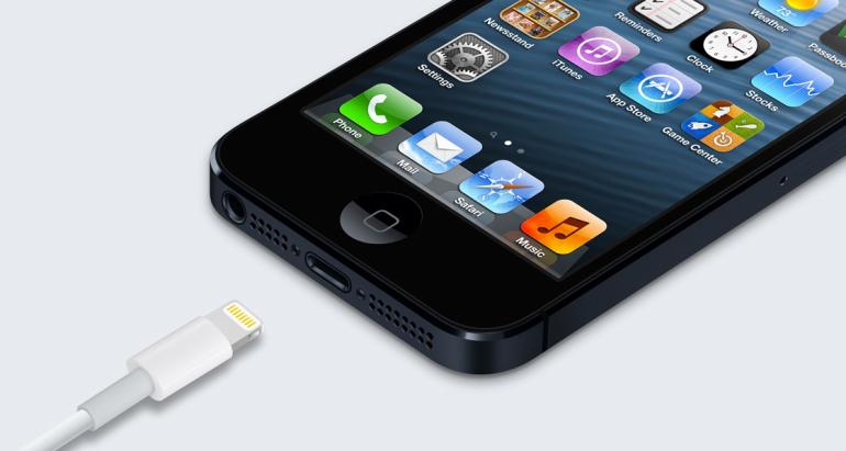 iPhone5 Bottom