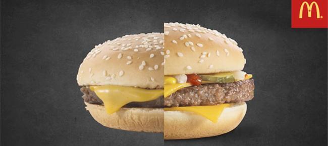 Mc Do Burger Feature