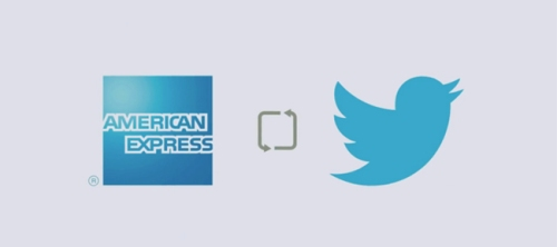 Amex Twitter