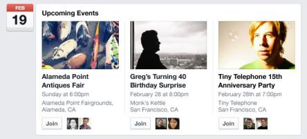 Facebook NewsFeed New Look 5