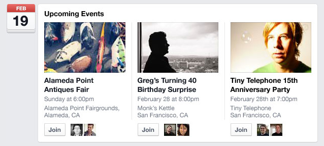 Facebook NewsFeed New Look 5