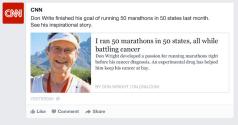 Facebook NewsFeed New Look 6