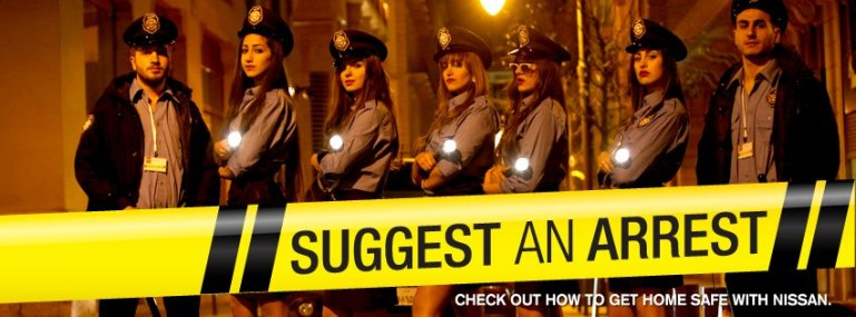 Nissan Suggest An Arrest