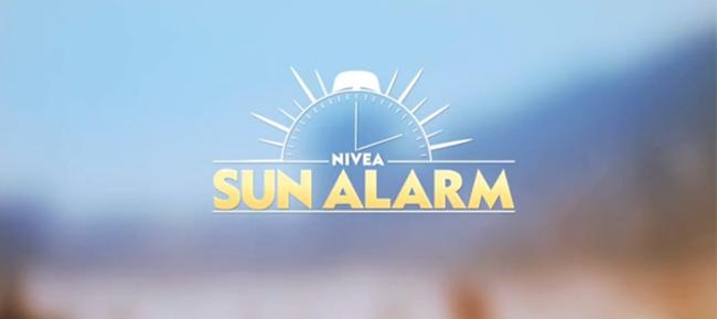 Nivea Sun Alarm App