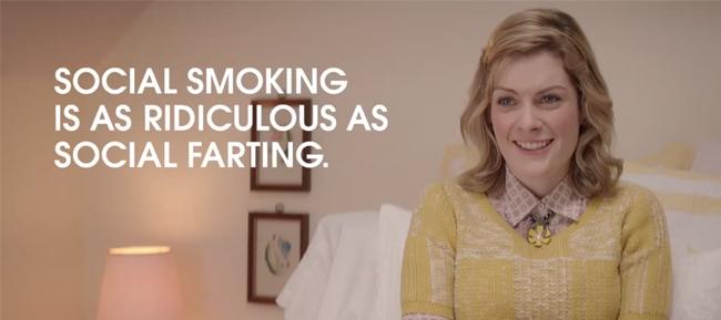 Social Smoking Social Farting