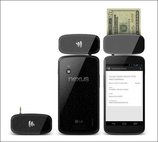 Google Wallet ATM