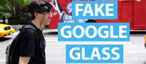 Google Glass Rzone Prank