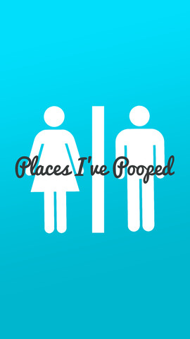 Places I've Pooped App 2