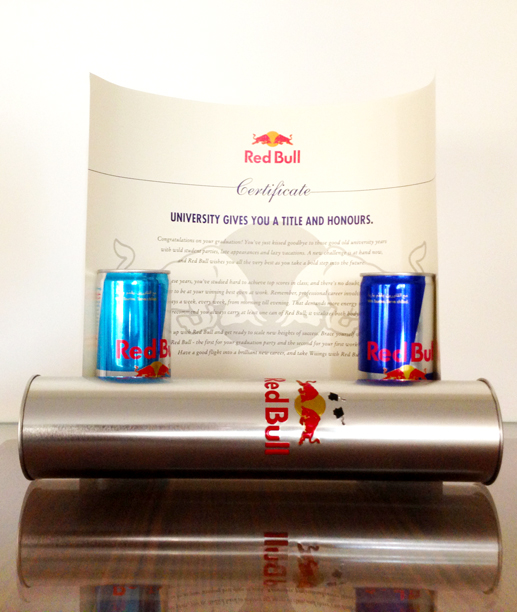 Red Bull AUB Graduation Gift