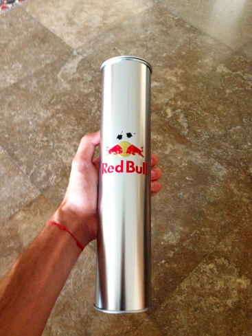 Red Bull AUB Graduation Gift 2