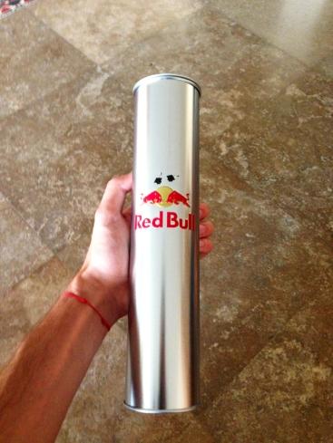 Red Bull AUB Graduation Gift 2