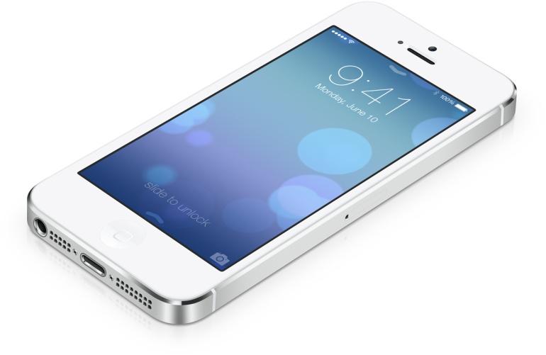 Unlock Screen iOS 7
