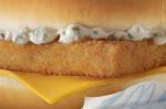 McDonalds Fish Filet