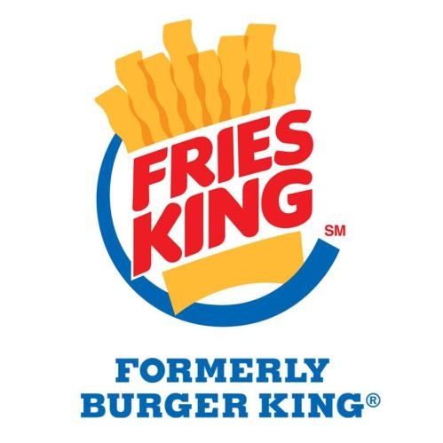 Fries King Logo