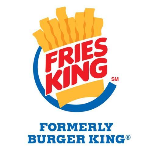 Fries King Logo