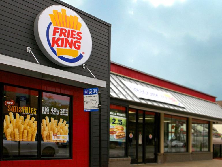 Fries King Outlet