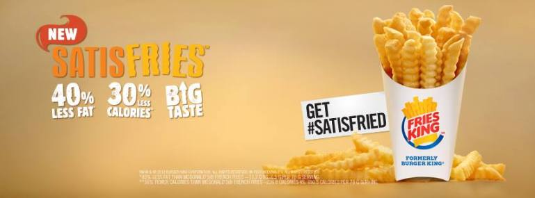 Satisfries BK