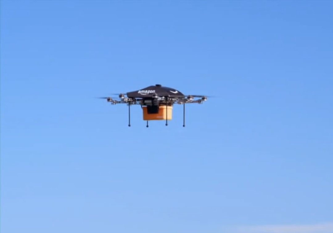 Amazon Show Plans For Air Drone Delivery And Theyre Not The First