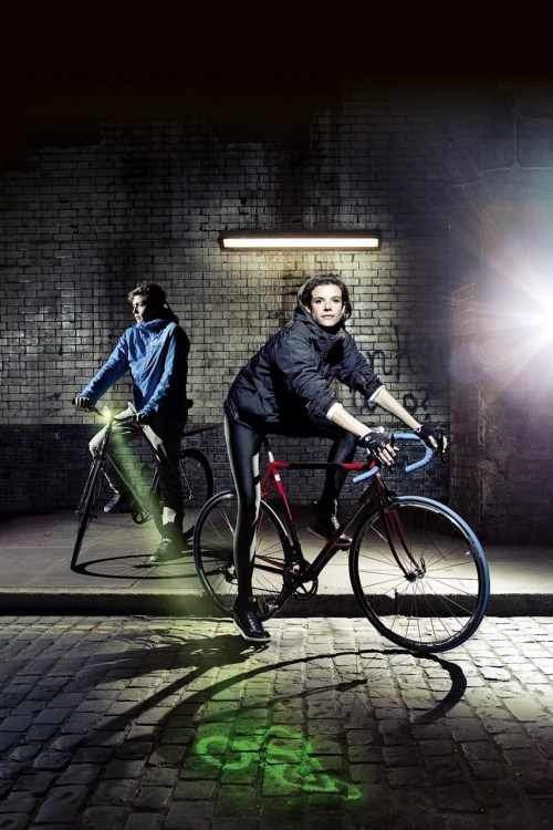 BLAZE Bicycle Laserlight