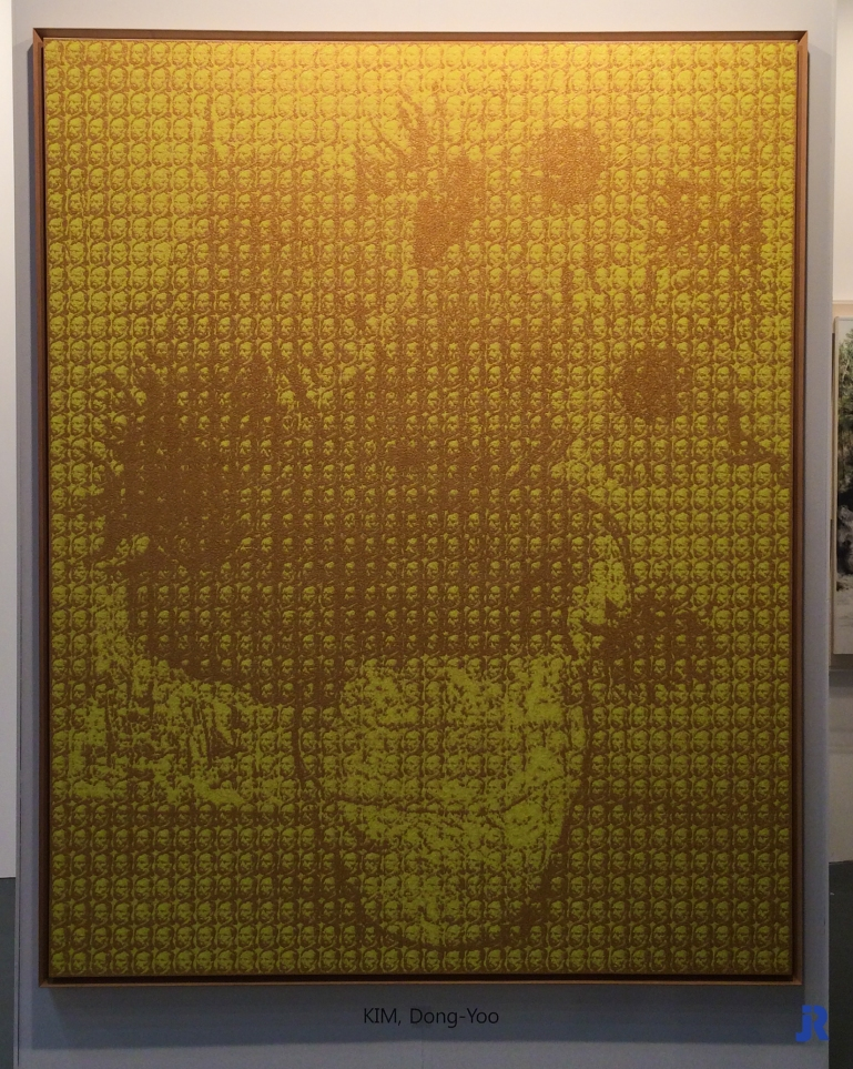 Dong yoo Kim - Sunflower vs Van Gogh