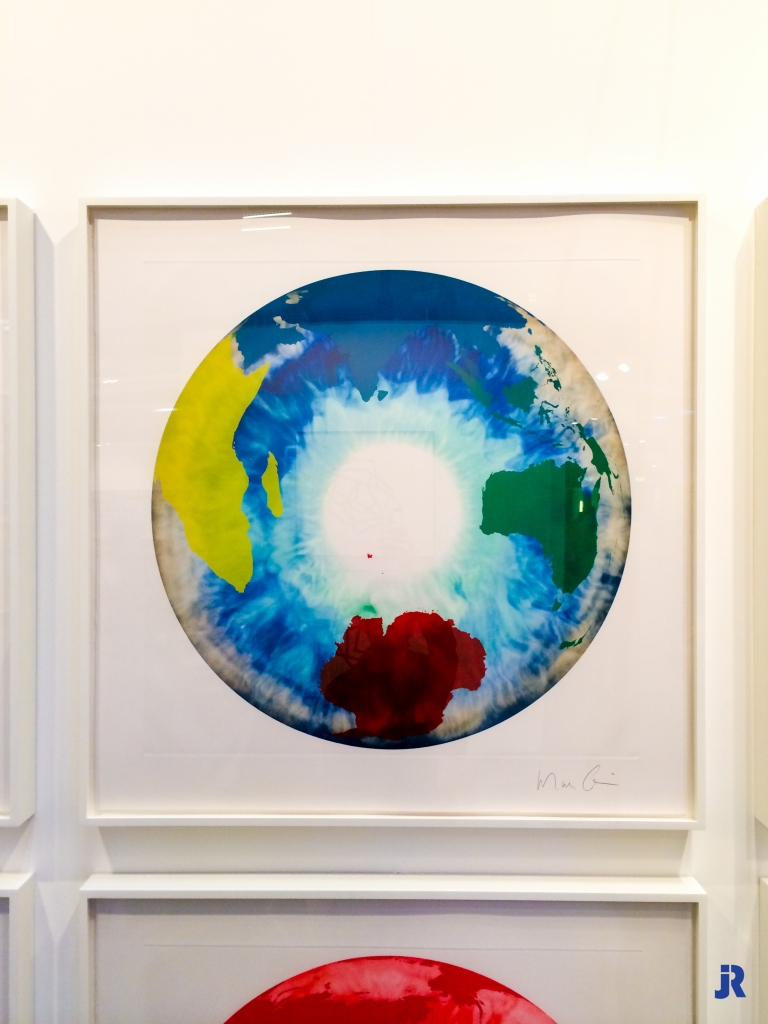 Marc Quinn - Eye Of History
