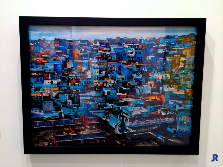 Steve McCurry - Blue City