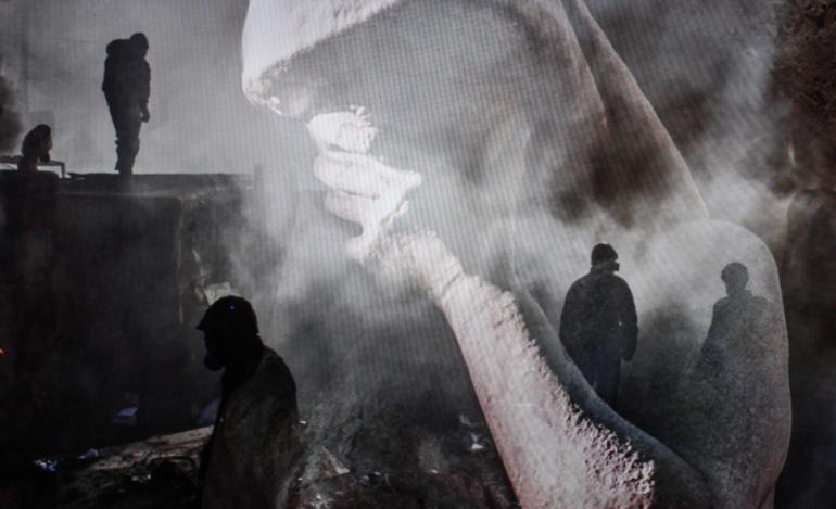 Vincent Falk Screen Puzzle: Ukraine Devastation