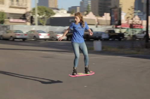 HUVr Hoverboard
