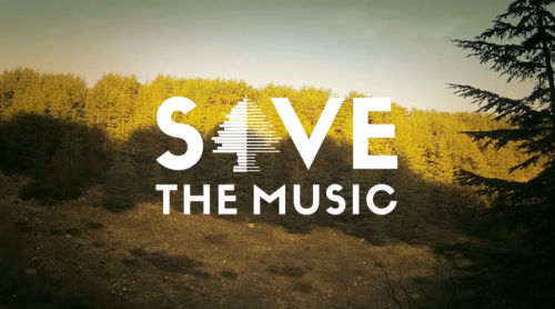 Save The Music - Save The Cedars