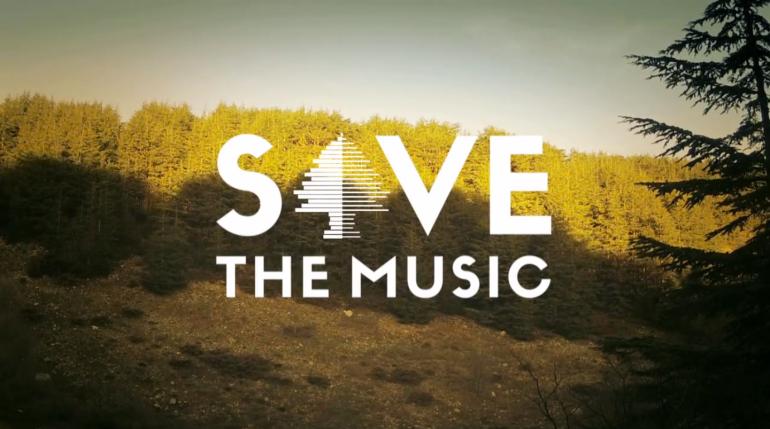 Save The Music - Save The Cedars