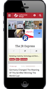 Lebaneseblogs.com Mobile