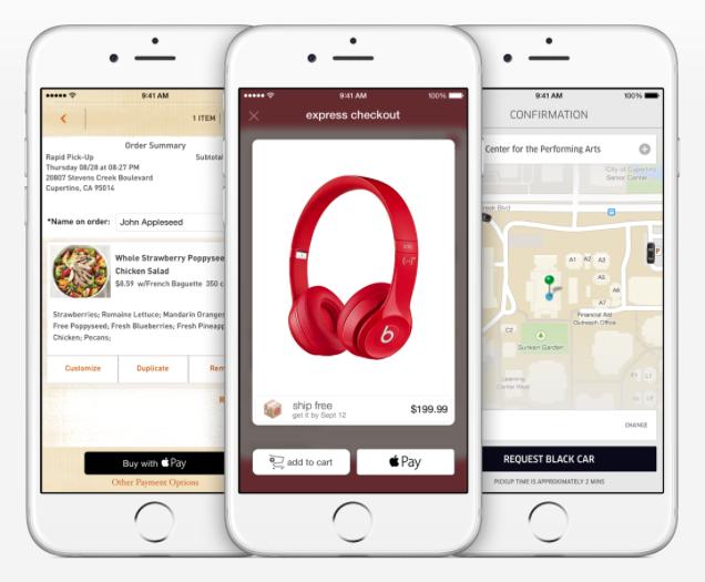 Apple Pay In App