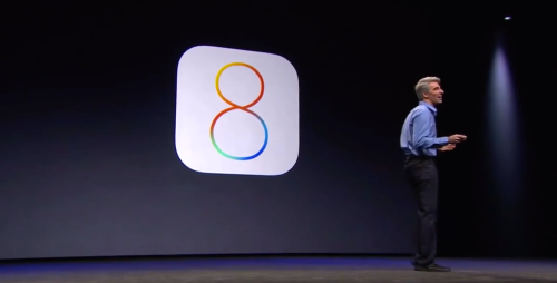 iOS 8 Conference