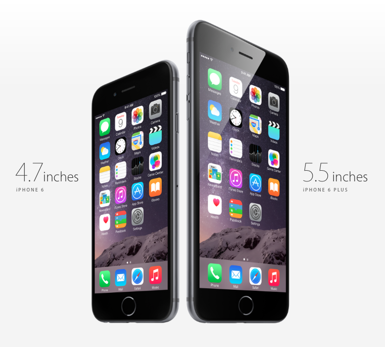iPhone 6 and 6 Plus - Thickness