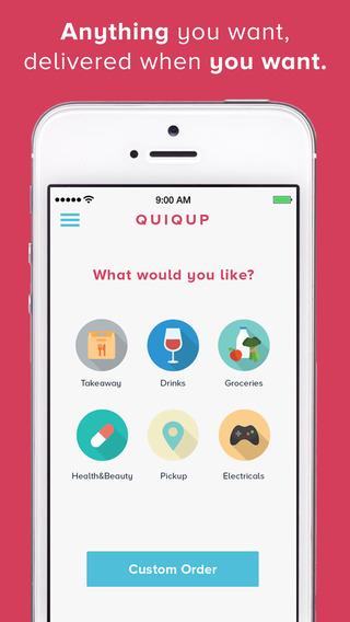 Quiqup App
